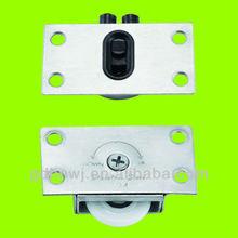 Vente chaude armoire en acier inoxydable porte coulissante rouleau roulettes avec haute qualité ( SD2111 )