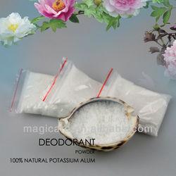 30g potassium alum powder
