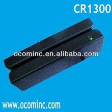 CR1300 --- 3 Tracks POS Use Mini USB Magnetic Card Reader MSR