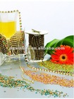 factory provide roll rhinestone crystal brass cup chain