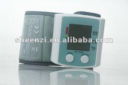 Digital wrist type blood pressure monitor 60AH