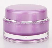 50g plastic jars / bottles / cosmetic packaging