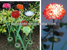 Spring or summer Garden decor solar flower light/solar onion light/solar flower stake light(SO3306C)