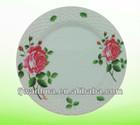 Melamine china plate