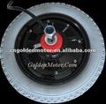 """24v 180w 12"""" silla de ruedas eléctrica del motor"""