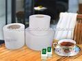 papier filtre thermosoudable pour sachets de thé