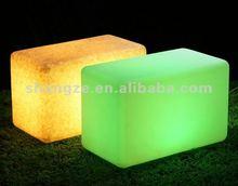 Hot sell new design nightclub LED light up furniture