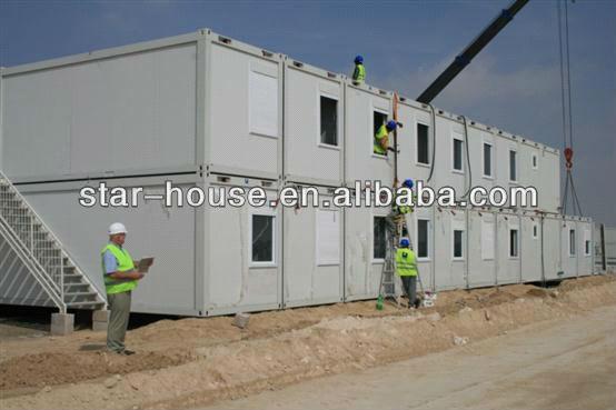 Mobile container office (Australia,Canada,CE Standard)