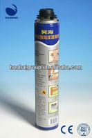 PU Insulation Sealant Spray Adhesive Polyurethane Caulk