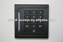 2012 Small cute type Door Access Controller Reader RFID 125KHZ Keypad Single Tamper Alarm 6399 Users,single acces control reader