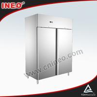 2 Door Restaurant Stainless Steel Industrial Fridge Freezer/Industrial Fridge/National Fridge