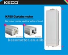 Keco Electric Curtain motor KF55D for remote control curtain and motorised curtain for hotel window covering