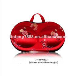 2014 Hot-selling Underwear Bra Bag/Eelegant bra travel bag/fashion design travel bra box
