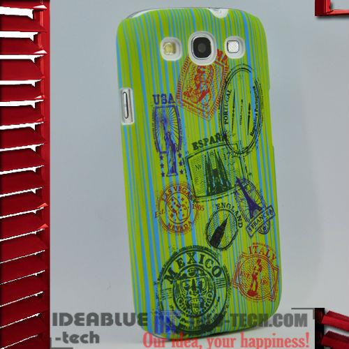 Custom design for samsung galaxy s3 case