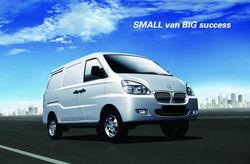 RHD & LHD electric mini van eOne-V01, 72V/7.5KW/80km/h,electric passenger van,electric cargo van,2 seats or 7 seats