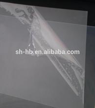 hot sale pvc flexible transparent plastic sheet