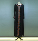 Sales promotion moroccan kaftan muslim women long dress
