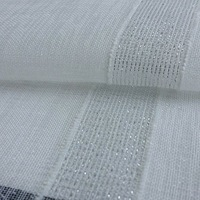 Hotel curtain fabric fabric embroidery lace