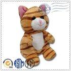 Promotion high quality fashion custom lovely plush toy cat dolls