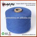 atacado fios de tricô cangnan fornecimento de fios de algodão reciclado para a toalha de praia fabricante