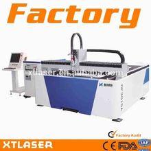 cooper/brass/aluminum/carbon steel/stainless steel metal laser cutting machine 500W