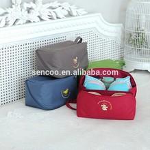 new large capacity underwear bag travel bra finishing pack portable wash bag