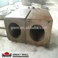 de alta presión de servicio pesado cilindro hidráulico para las prensas