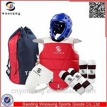 Taekwondo protective gear protectors martial arts equipments