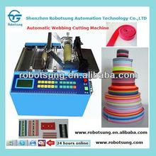 Automatic Fabric Cutting Machine / Hot Knife Webbing Cutting