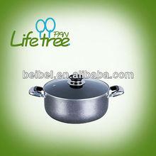 Shallow Casserole Aluminium Cookware pots
