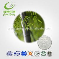 Silica acid from Bamboo P.E