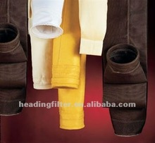 PTFE needle punched felt filter bag