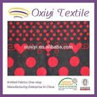 Carton Panda Design Velvet Fabric