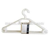 WF-10315C Non slip plastic hanger for clothes/ swivel plastic laundry hanger