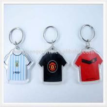 Manufacturer Custom design Acrylic keychain