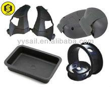 OEM automobile rubber parts with black colour