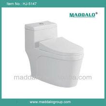 2012 hot sale Siphonic ceramic one piece toilet