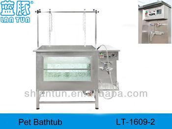 Dog Bath tub with Spa function