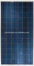 290W poly solar panel, solar cells with TUV, IEC, CE for solar systems