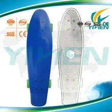 "retro plastic 28"" cruiser skateboard"