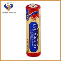Hot Sale R6 UM3 1.5V Dry Battery