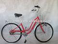 26 polegada Chainless City Bike / mulheres Urban bicicleta com Nexus 3 velocidade
