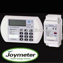 JOY111 STS Split Digital Single Phase Prepaid/prepay energy/electric/power/electricity/watt hour/Kwh Meter