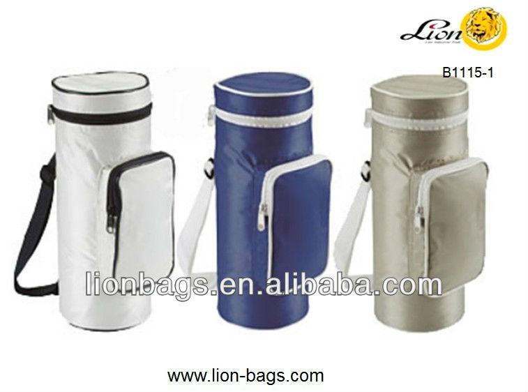 (B1115-1)wine bottle cooler bag