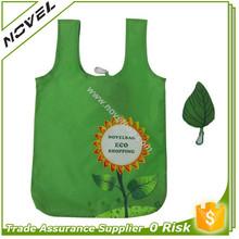 Reusable Shopping Bag/Nylon Foldable Shopping Bag