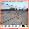 Powder Security Visible Temporary Fencing Panel in Construction Sites for Canada with 10 years Professional manufacturer