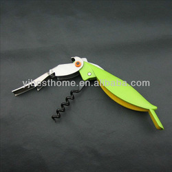 promotional metal wine opener