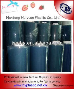 Low Toxicity Transparent Plastic Film