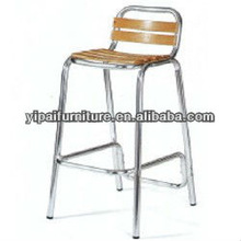 armless wooden aluminium chairs (YC014w)