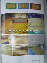 indoor basketball wood flooring